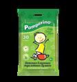 Pamperino № 30 детская влажная туалетная бумага