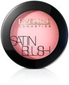 Eveline Румяна Satin Blush №01 SOFT PINK