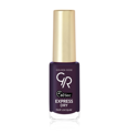 Golden Rose Лак для ногтей Express Dry Nail №60 лиловый