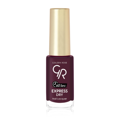 Golden Rose Лак для ногтей Express Dry Nail №59 сливовый