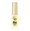Golden Rose Лак для ногтей Express Dry Nail №14 желтый
