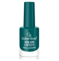 Golden Rose Лак для ногтей Color Expert № 68 изумруд