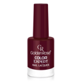 Golden Rose Лак для ногтей Color Expert № 34 бордовый