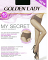 Колготки женские GOLDEN LADY My Secret, 40 den (daino, 4)