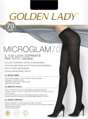 Колготки женские GOLDEN LADY Micro Glam, 70 den (nero, 2)