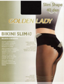 Колготки женские GOLDEN LADY Bikini Slim, 40 den (nero, 4)